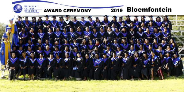 Bloemfontein 11 May 2019 class